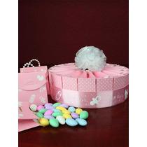Kit Baby Shower Niña Pastel Decoración Y Recuerdos!!
