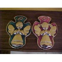 Preciosas Cruces En Pewter Esmaltadas Para Bautizo