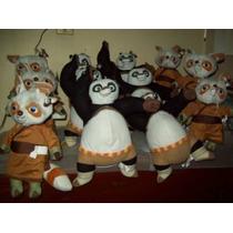 Kunfu Y Shifu Para Tus Arreglos Mesa 12 Por $1,600.00