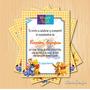 Kit Imprimible Fiesta Winnie Pooh + Candy Bar