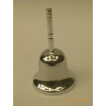 Campana En Aluminio Modelo Obispo * Excelente Sonido