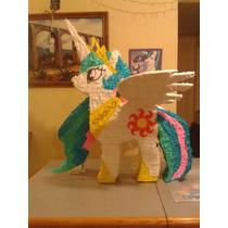 Piñatas My Little Pony Celestia, Luna, Pinky Pie, Caricatura