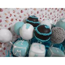 Cake Pops A Un Super Precio!!! Recuerdo Fiesta Fondant Au1