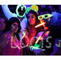 Pintura Neon Glow Fluorescente Body Paint Lucis