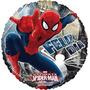 Globo Spiderman Paq 10 Pzas 9 Pulgadas Centro De Mesa