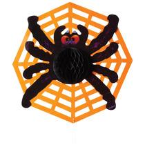 De Halloween Party Decoration - ¿el Spookily Web Es La Araña