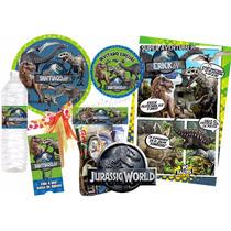 Invitaciones Jurassic World Kit Imprimible Personalizado