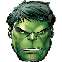 Globo Avengers Paquete 6 Pzas Medida 18 Pulgadas Para Helio