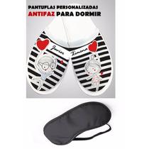 Pantuflas Personalizadas Kit Bodas Xv Graduacion Mama
