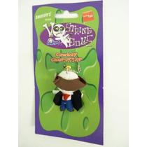 Muñeco Voodoo Charm - Vaquero Cadena, Halloween Fantasía