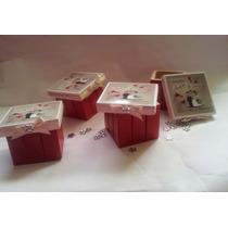 Cajas Personalizada Foto Dulceros Graduacion Babyshower Boda