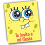 Invitaciones Personajes Desechables Fiesta Disney Marvel Y +