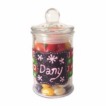 Frasco De Jelly Beans Personalizado