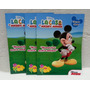 10 Libros Para Colorear 16 Pag Mickey Mouse Premio Fiestas