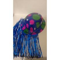 10 Sombreros Con Peluca Metalica Fiesta,batucada,xvaños