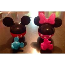 Mini Alcancías Mickey Y Mimi