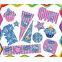 Kit Mesa De Dulces Bautizo Cumpleaños Recuerdos Baby Shower