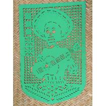 Papel Picado China 10 Piezas Surtidas Grande 70x50 Centimetr