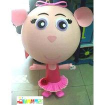 Piñata Angelina Balerina Botas Dora Diego Kiss