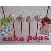 Paletas, Cake Pops, Dia Del Niño, Baby Shower, Despedida