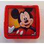 Sandwichera Personalizada - Dulcero Mickey Mouse Y Minnie