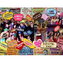 Letreros Para Boda, Letreros, Letreros Fiesta Kit Imprimible