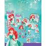 Platos Vasos Desechables Todo Para Fiesta Princesas Disney