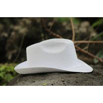 50 Sombrero Boda Blanco Novia Fino Regalo Recuerdo Yucateco