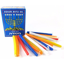 Velas Candelas Para Januca Hanukkah Menora Kosher Israel