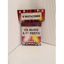 Cine Fiesta Temática Invitaciones Artículos De Fiesta