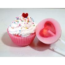 Jabones De Glicerina Cupcakes Pastelitos