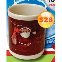 Tazas Regalo De Navidad, Personalizadas, El Mejor Detalle