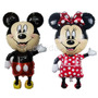 Globo Minnie Y Mickey Cuerpo Completo,fiesta,infantil Mimi