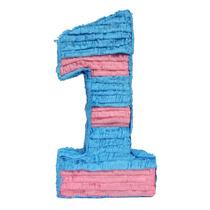 Cumpleaños Piñata - Número 1 Primero Childrens Niños