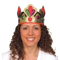 Reina De Vestuario - Gold King Crown Theatre Vestido De Lujo