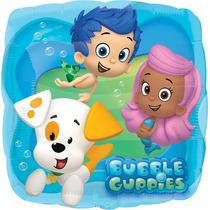 Oferta!! 10 Globos 48cm Bubble Guppies, Envío Barato