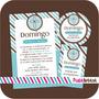 Kit Imprimible Primera Comunión / Invitaciones / Bautizo