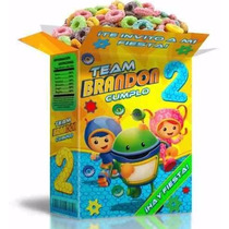 Kit Imprimible Team Umizoomi, Fiesta, Powerpoint, Editable