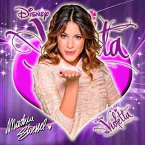 Kit Imprimible 2x1 Modificable Violetta Disney Cumpleaños