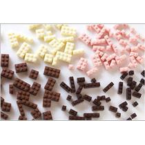 Cajita De Chocolates Lego