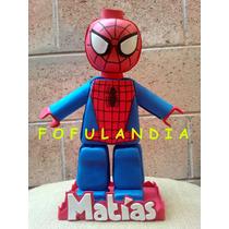 Centros De Mesa,fofuchas,cumpleaños,ninjago, Lego