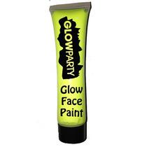 Maquillaje Neon Brilla En La Oscuridad Glow Party Original