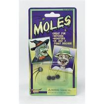 Traje De La Bruja - Gigante Moles Moley Wart Vestido De Lujo