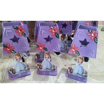 Lamparas Infantiles Princesa Sofia Centros Mesa Infantiles