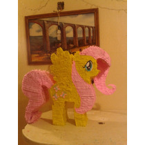 Piñata My Little Pony Fluttershy Diferentes Caricaturas