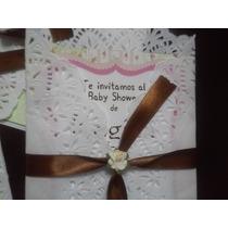 10 Invitaciones Vintage Bautizo,comunion,boda,baby,3 Años