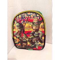 Tortugas Ninja Minimochilas Articulos De Fiesta Paquete 10
