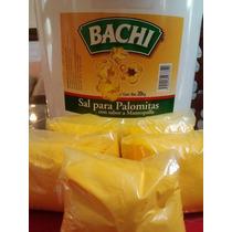 Sal Para Palomitas Sabor Mantequilla 20kg