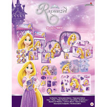 Todo Para Tu Fiesta Rapunzel Platos Vasos Y Más