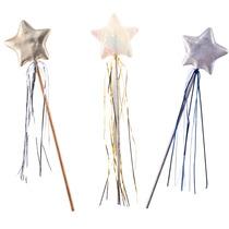 Princesa Wand - Estrella De Hadas Del Vestido Hasta Plata, O